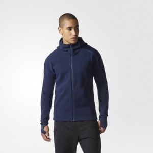 Adidas ZNE hoodie 2 blue